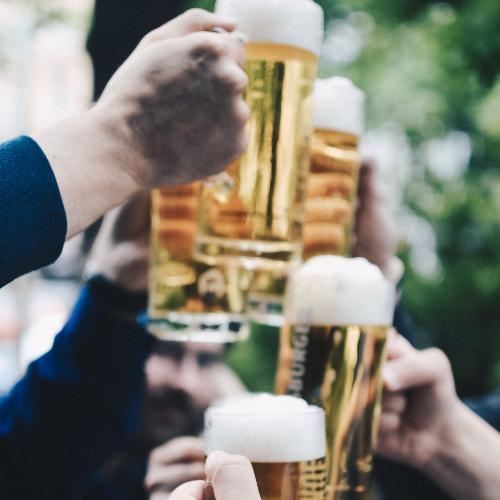 Landwirte_in_Werne_Bier
